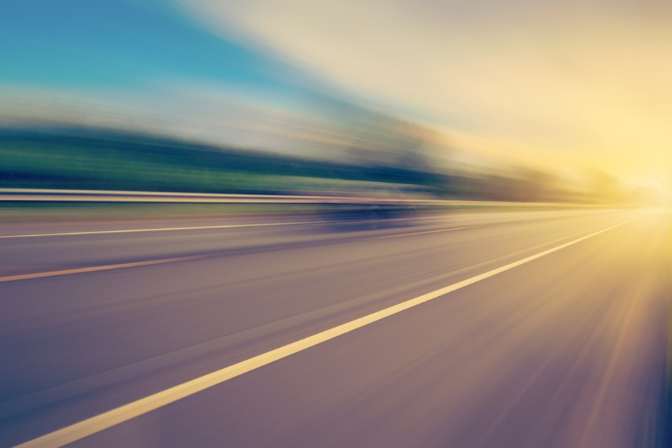 highway freeway stock