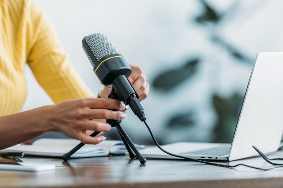 MicrophoneLaptop