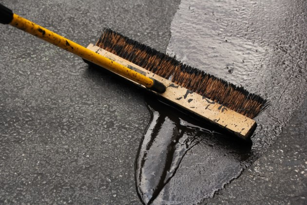 paving asphalt tar