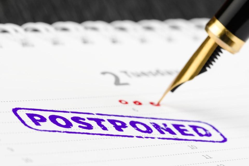 postponed AdobeStock_109979477