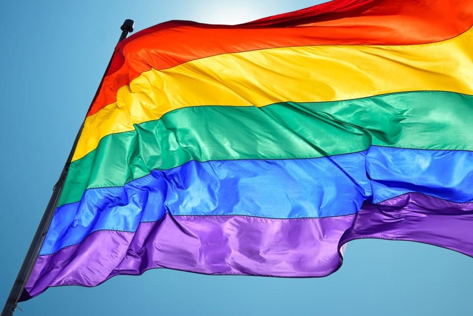 pride flag AdobeStock_171529275