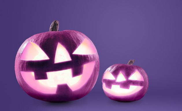 purple pumpkin project AdobeStock_218932404