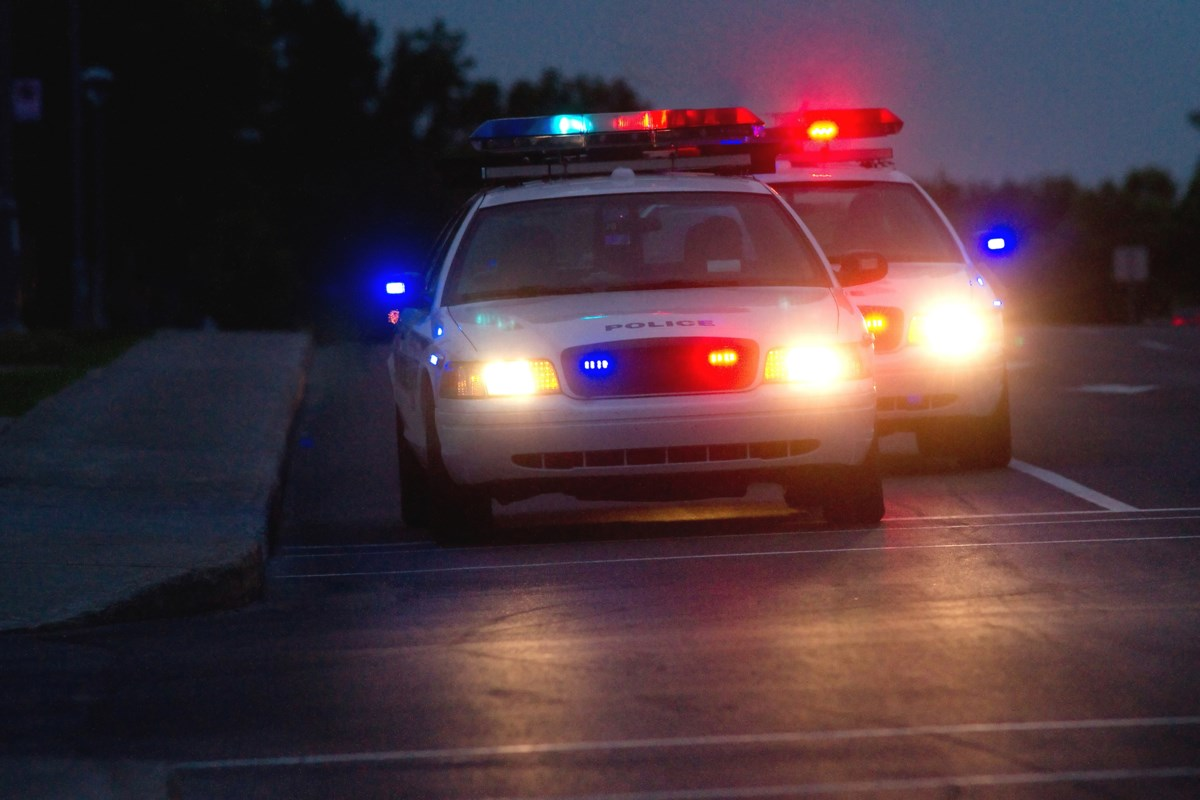 19-year-old faces impaired driving charges