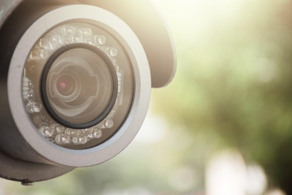 security camera AdobeStock_145434529