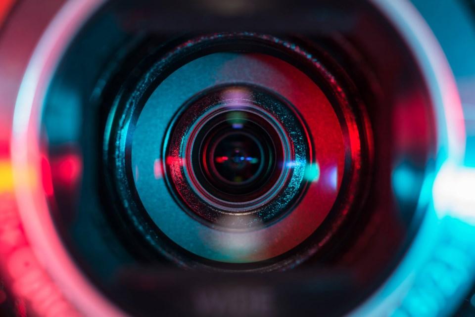security camera stock