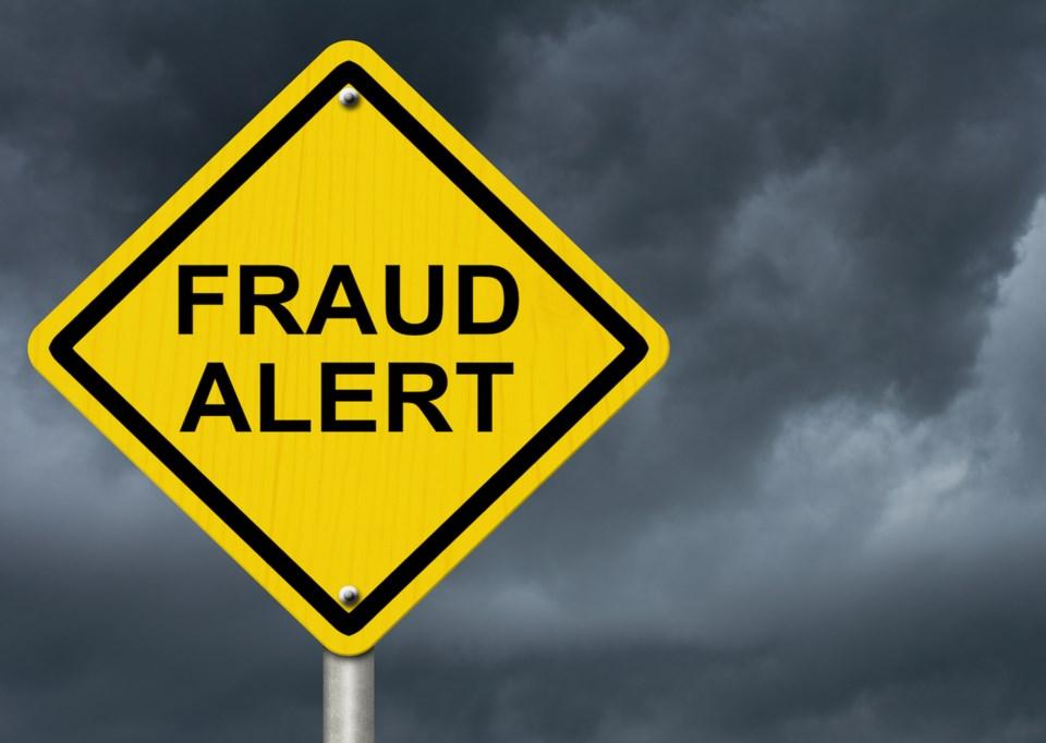 fraud alert 152512505
