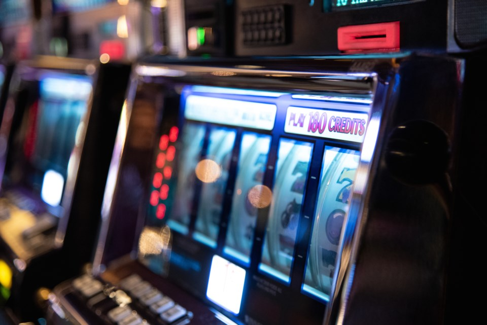 slot machine AdobeStock_289677946