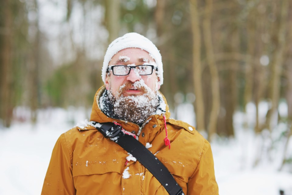 snow beard AdobeStock_124185416