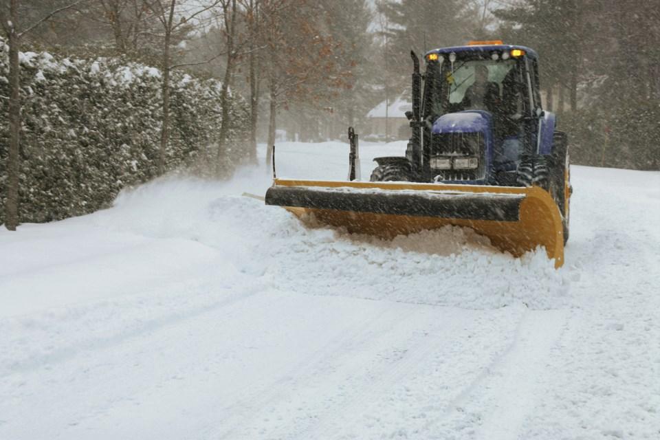 Snow Plow AdobeStock