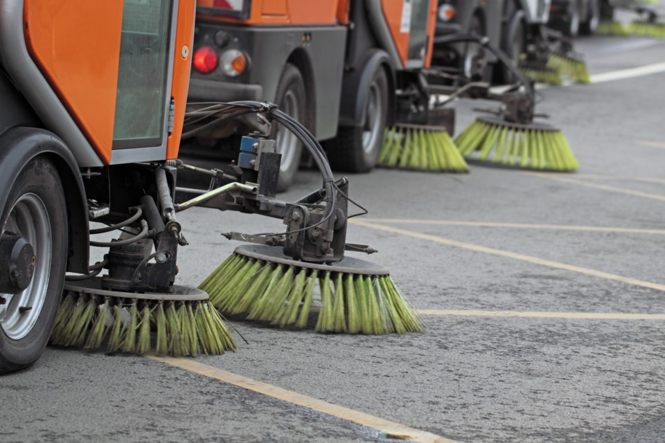 StreetCleaning