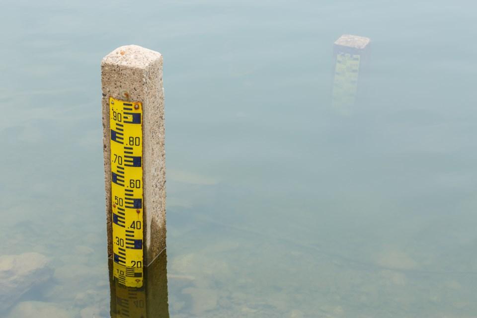 water levels AdobeStock