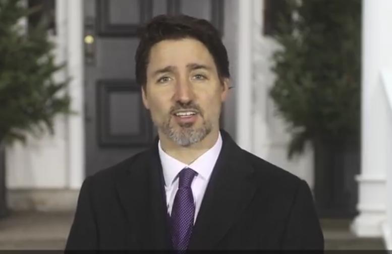Prime Minister Justin Trudeau 200320
