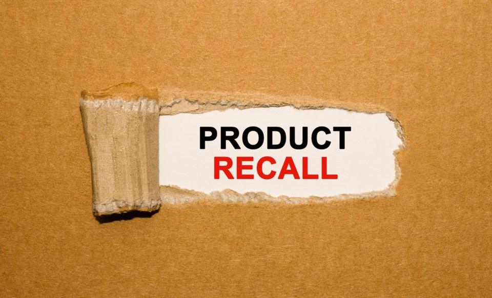 Product recall AdobeStock