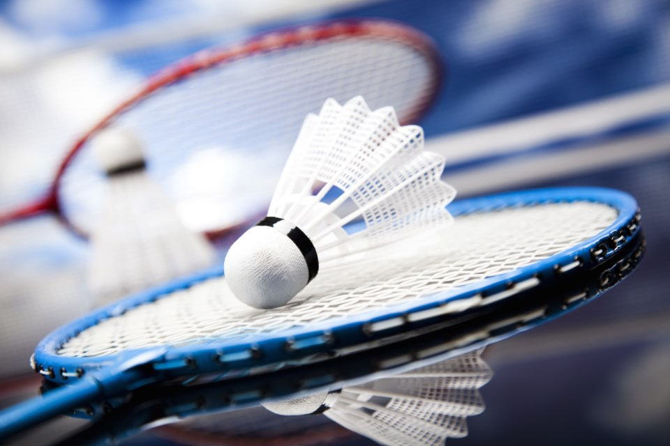 Badminton AdobeStock_55909855