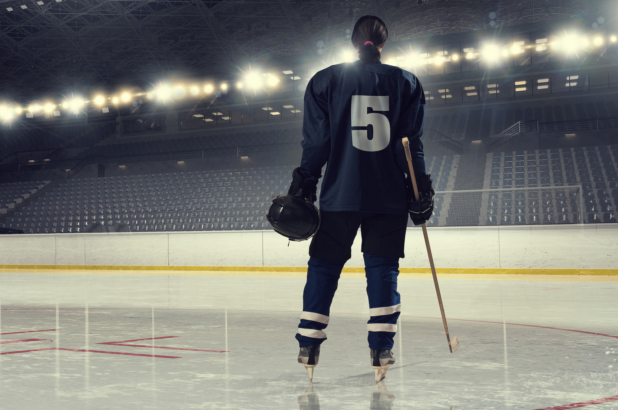 BEYOND LOCAL: Closing the gender gap in professional hockey