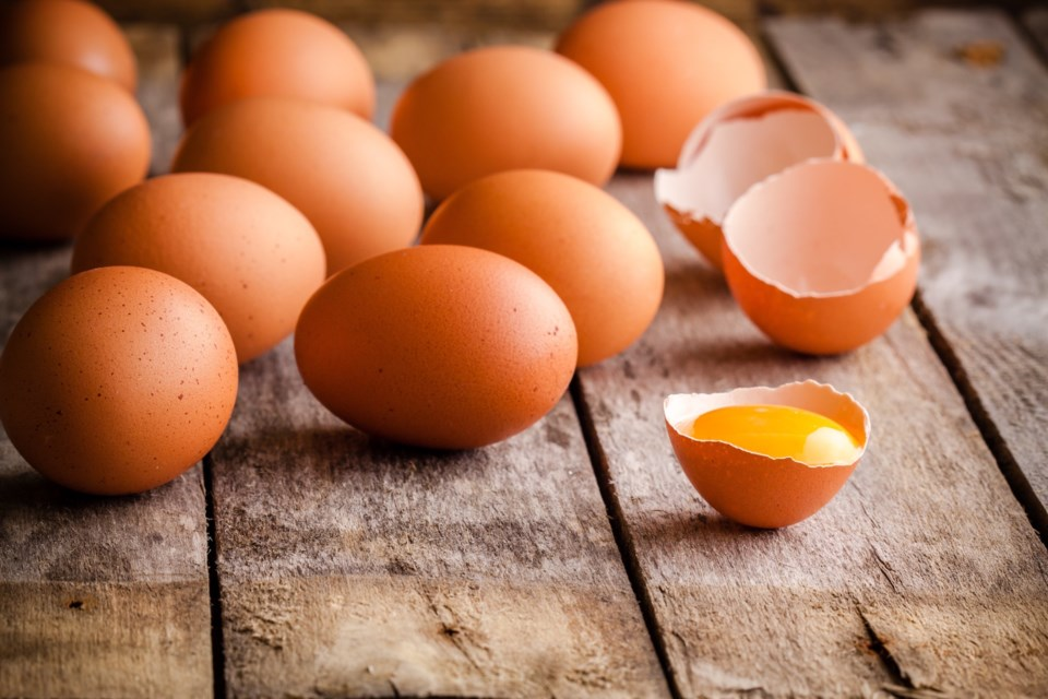 EggsShutterstock