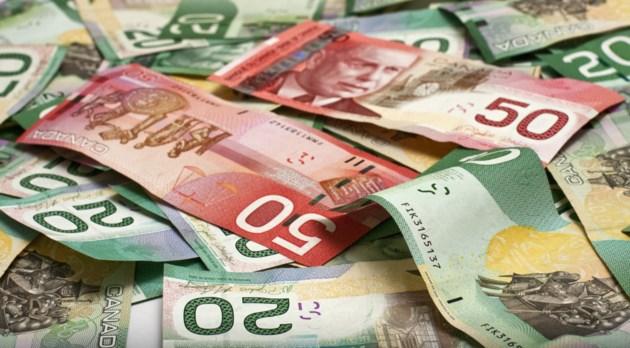 money canadian