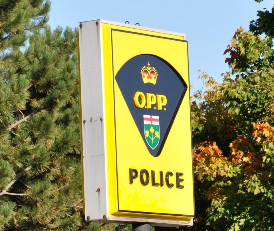 OPP Sign