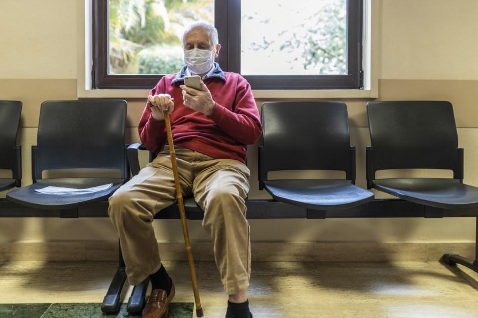 waiting room masks