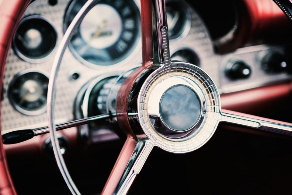 classic car shutterstock