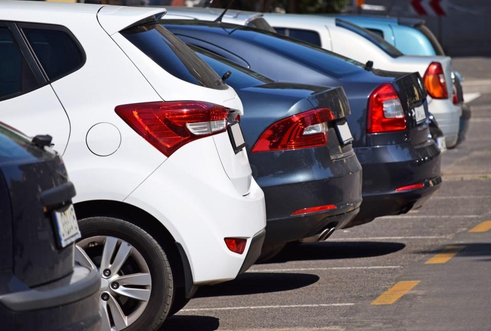 parking lot AdobeStock_87357649