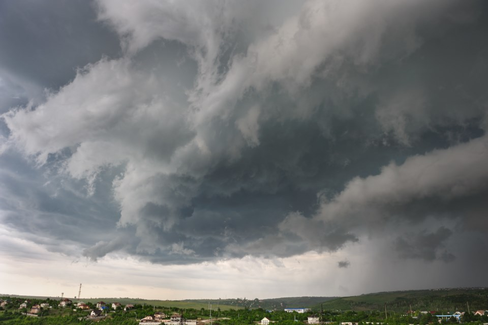 FunnelCloudsTown