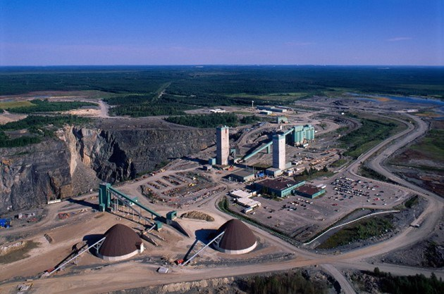 Kidd Mine, Timmins, Ontario