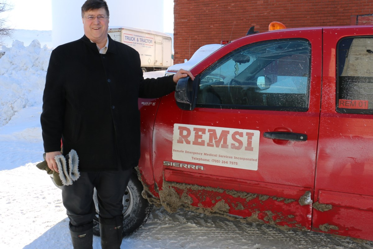 Bringing medical care to remote mining camps - Northern ...