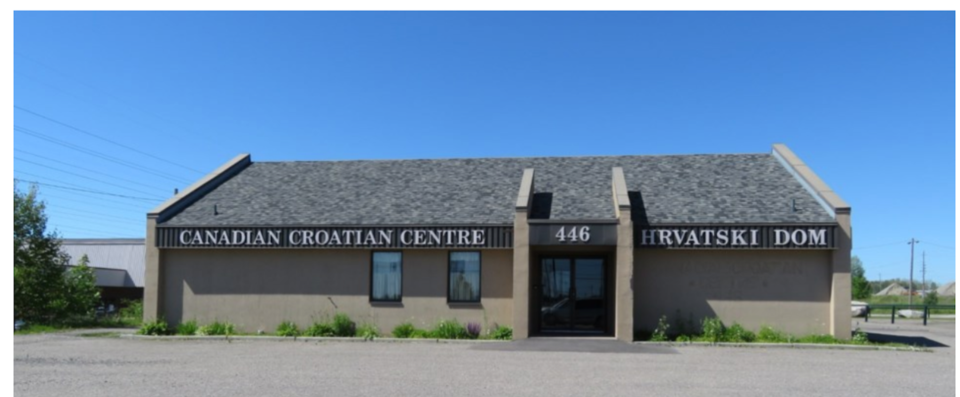 2021-05-16 - Canadian Croatian Home Association – Sault Ste. Marie