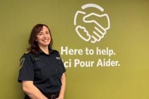 Sault's new paramedic chief makes history