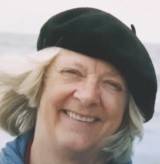 photo of Barbara in Ireland