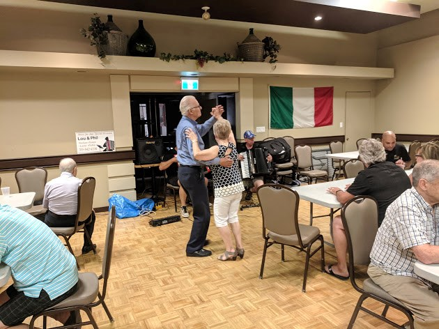 The Marconi Event Centre hosts their Italian Festival Sunday with delicious food, music, baking and fun activities for kids