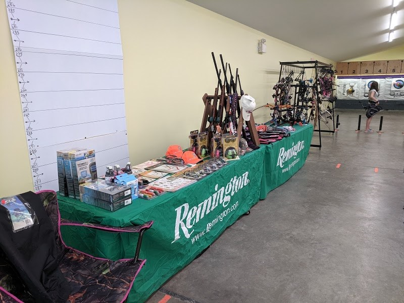 The Algoma Rod and Gun Club host their Ladies Night at the Range Wednesday to encourage people to come try out the different sports