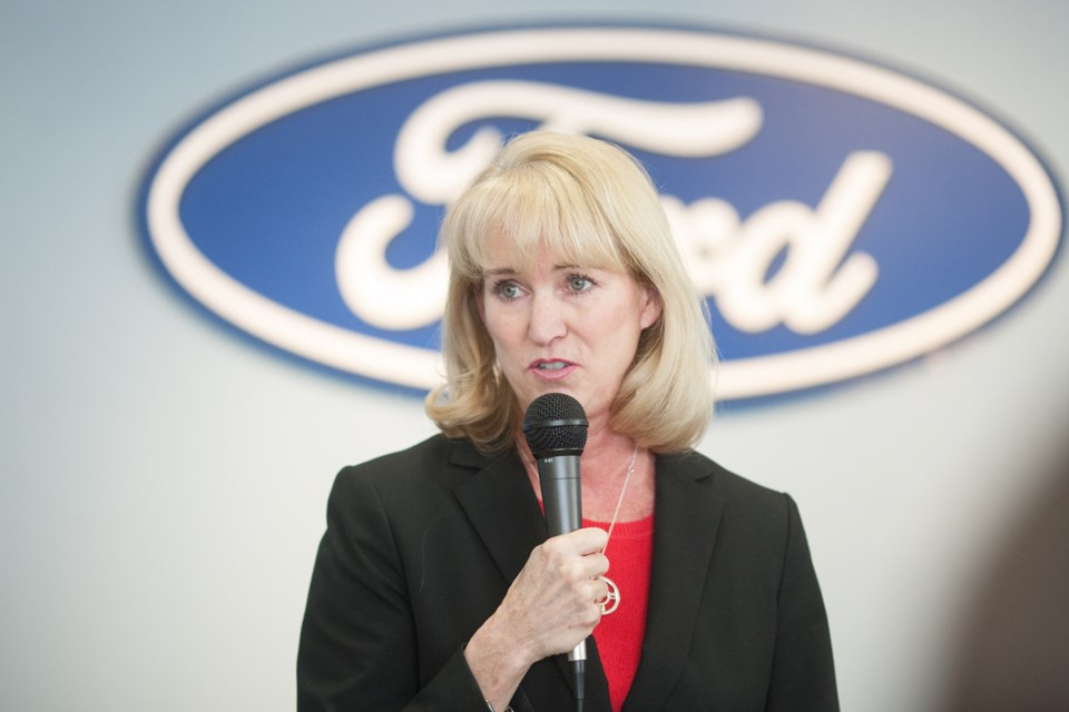 20160226 Ford Canada President CEO Dianne Craig KA