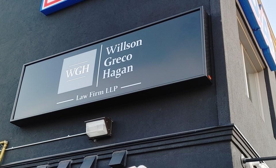 2021-06-04 Willson Greco Hagan Law Firm LLP