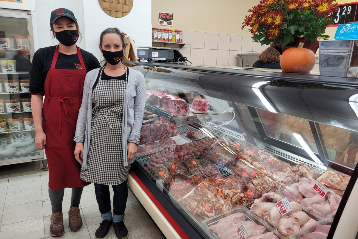 Local emphasis pays off for City Meat Market