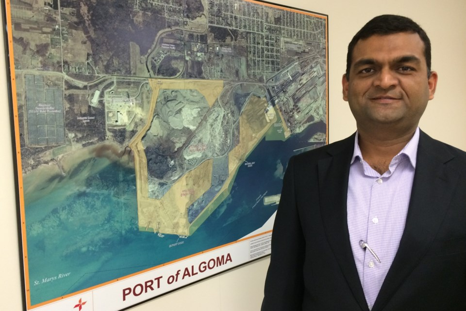 An initial $4.3 million planning phase has shown that an expanded Port of Algoma is viable as a standalone project. says Anshumali Dwivedi, Port of Algoma's chief executive officer.