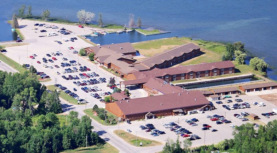 2019-12-20 Bay Mills Resort and Casino