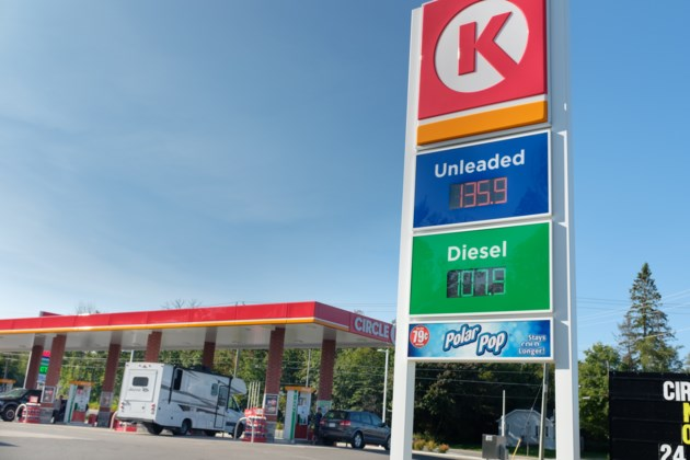 Circle K Gas Prices >> Local Gas Price Skyrockets Almost 30 Cents Per Litre Before