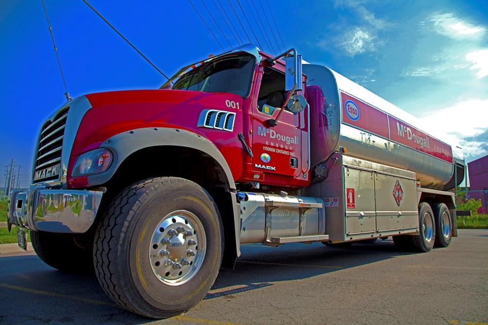 McDougall Energy Truck