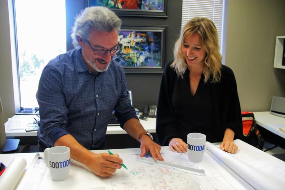 20180718-Sault Midweek Mugging IDEA (Franco Pastore and Jeanette Biemann)-DT