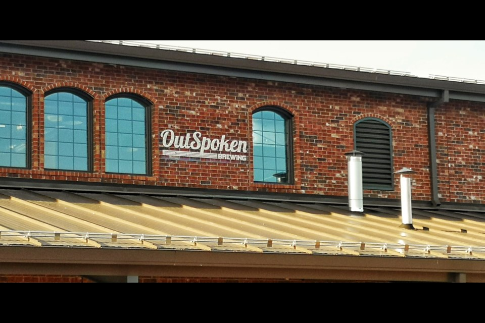 A new OutSpoken Brewing facility will open soon at 87 Huron Street. Photo supplied