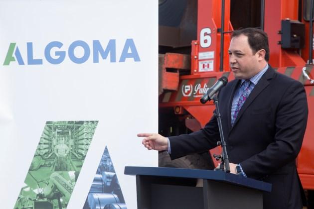 20170526 Algoma Announcement Christian Provenzano Mayor KA 02
