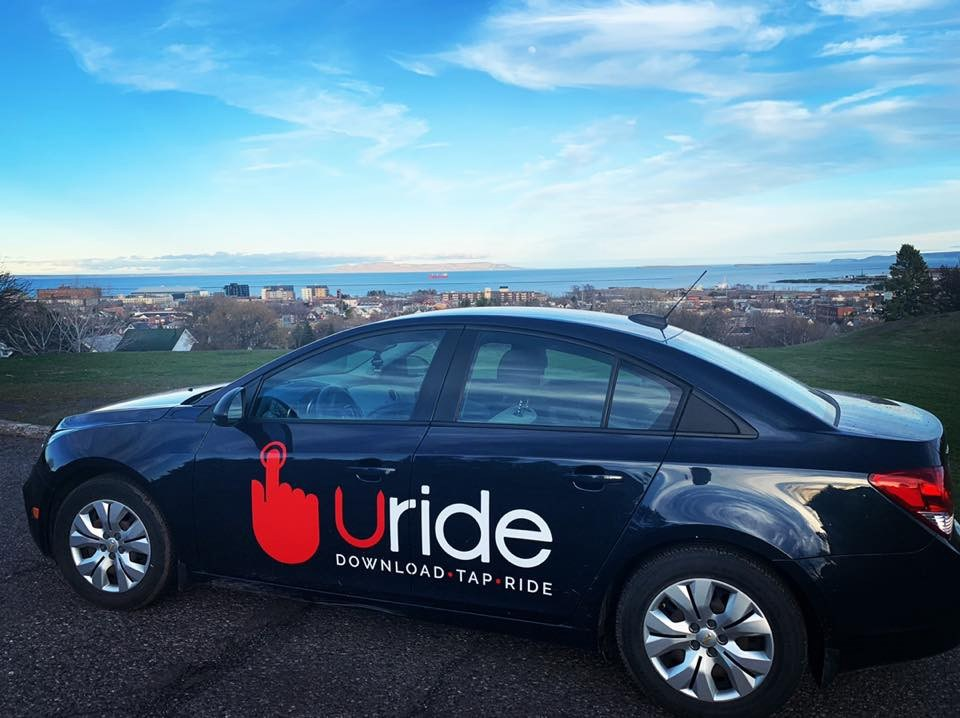 20191025-Uride car photo supplied