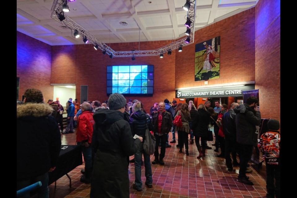 The Sault Community Theatre Centre. Photo supplied