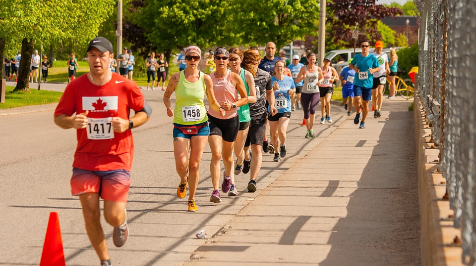 2019 Run the Great Lakes Participants