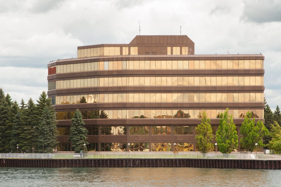20160603 Sault Ste Marie Civic Centre City Hall 02