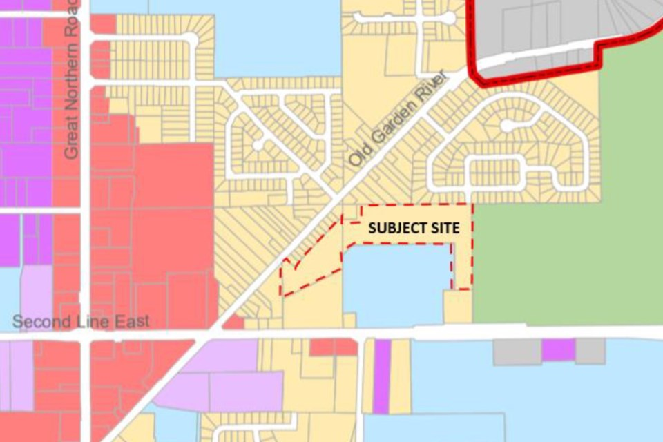 Daniel Fremlin's just-approved subdivision will have 37 single-detached homes and 32  semi-detached units, as well as a  neighbourhood  park.