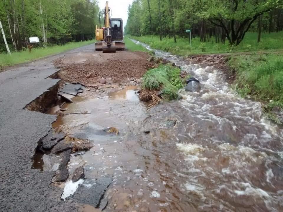 2019-06-10 Huron Line washout - Julie Stevens 4