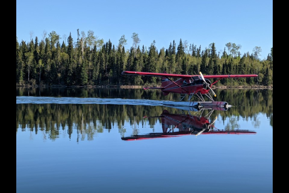 The Wabakimi wilderness is immense, and a one-way, paddle out is one option and a good way to experience a trip within the historic Beaver floatplane.